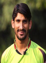 Salman Arshad Biography Fast Bowler Career Lahore Qalandars Cricket Round Sunglass Men Bowler