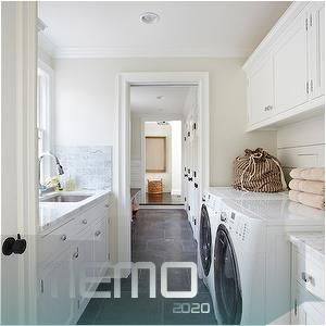 Jan 11 2015 Galley Laundry Room Transitional Laundry Room Tr Building Remodeling Cabinetskitchen In 2020 Building Remodeling Swedish Farmhouse Midnight Black