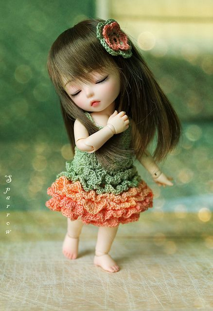 Nell Ballet by Sparrow ♪, via Flickr