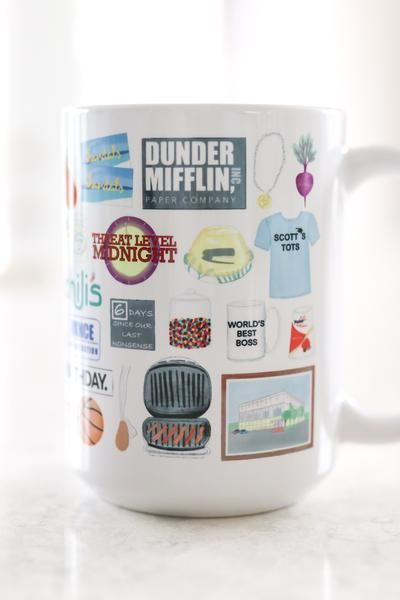 The Office Mug In 2020 The Office Mugs Mugs Gifts In A Mug