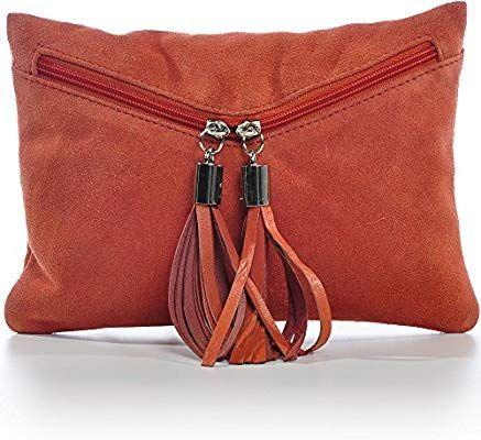 Retro Damen Square Shopper Handtasche Schultertasche Messenger Tasche Leder