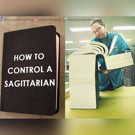 sagittariusteam You need a longer book than...