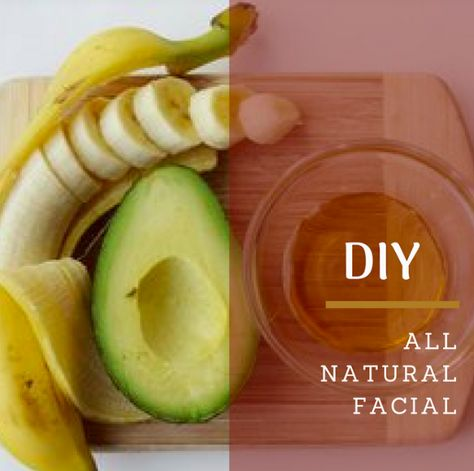About once a week during the dry winter months I turn to this recipe for a homemade face mask, and every week it works without fail. #natural #facial #banana #avocado #CoconutFaceMaskRecipe #MatchaGreenTeaMask