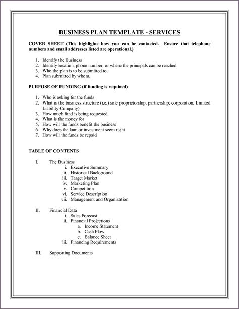 cover letters business plan letter introductory paragraph resume - Projected Income Statement Template Free