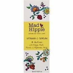 تجربتي مع سيروم فيتامين سي مشترياتي من اي هيرب Mad Hippie Mad Hippie Skin Care Konjac Root