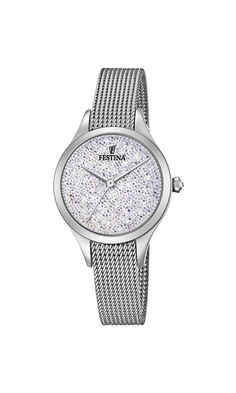 Festina Mademoiselle Silver 32 mm Women's Watches F20336/1 – COCOMI Australia