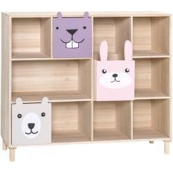 Bookcase Kinder Bucherregal Bloomingville In 2020 Regal Kinder Bucherregal Kinder Kinderbucherregal
