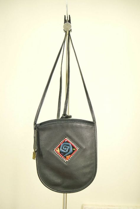 Melting Icecream Messenger Bag Cross Body Laptop School Work Bag