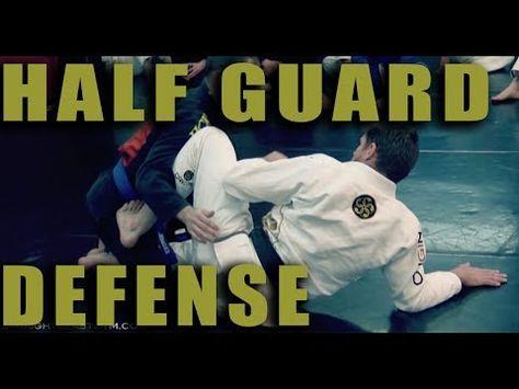 Bjj Fundamentals Half Guard Defense Coach Diggins Bjj Brazilian Jiu Jitsu Jiu Jitsu