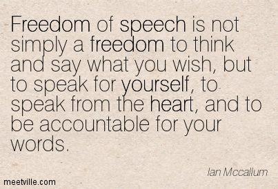 29 Free Speech Ideas Free Speech Speech Freedom Of Speech