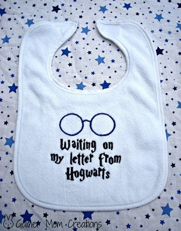 Harry Potter baby clothes. Would be fun to make fun onesies ...