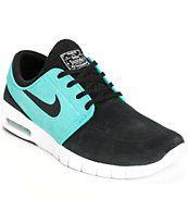 Nike SB Stefan Janoski Max Black, Retro, & White Shoes