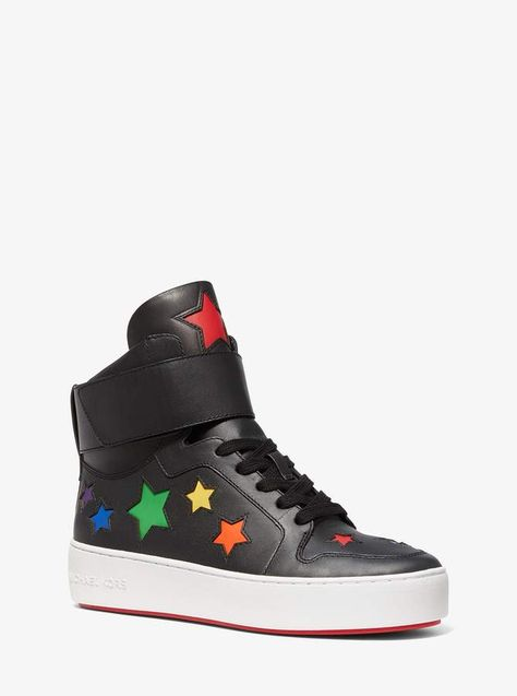 Women's Adidas 'Extaball' High Top Sneaker ($70) ❤ liked on