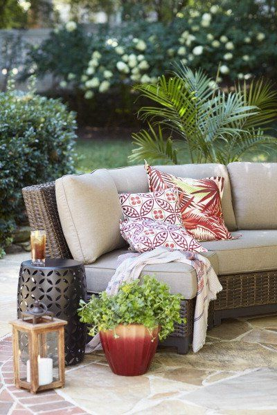 Customize Your Space With Comfortable Touches In Hand Selected