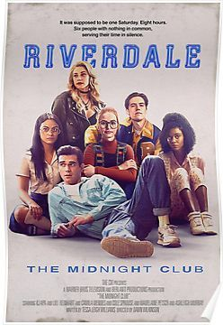 Riverdale - The Midnight Club Poster