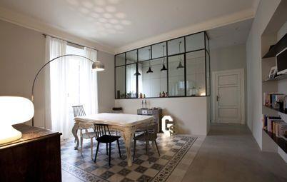 Separare Cucina Soggiorno Cucina Soggiorno Con Arco Idee Per Decorare La Casa Arredo Interni Cucina Soggiorno