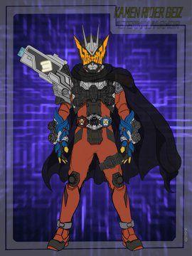 Kamen Rider Geiz Eternal Armor | Kamen Rider Zi-O | Kamen