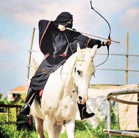 1 Twitter Kuda Cantik Pejuang Wanita Kuda
