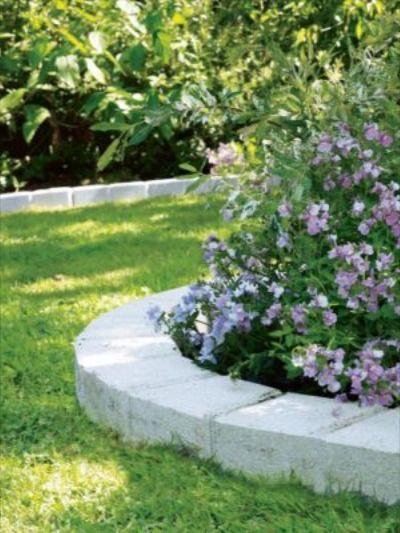 Bordure Pave Droite Ton Pierre 50 X 11 5 Cm Ep 8 Cm En 2020 Bordure Pave Decoration Jardin Jardins