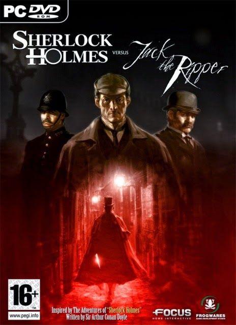 Sherlock Holmes Vs Jack The Ripper Prophet Pcgames Download Sherlock Holmes Sherlock Holmes