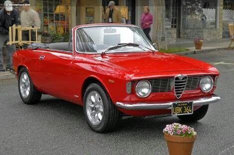 Alfa Romeo Giulia Sprint Gtc 1964 1966 Alfa Romeo Giulia Alfa Romeo Alfa Romeo Junior