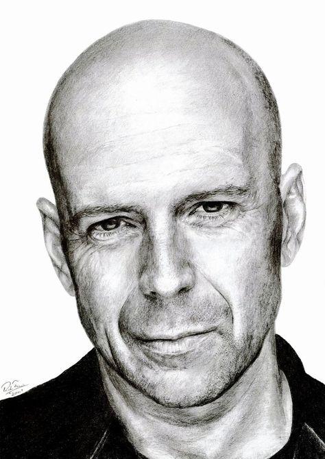 22a89bcbf3115 b Bruce Willis  b  2 by earlierbirdscenic on DeviantArt