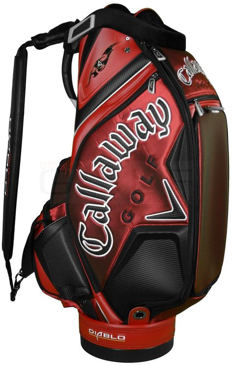 Carry the bags that the caddies of Callaway Golf Tour Professionals do. Description from 4luggage.com. I searched for this on bing.com/images