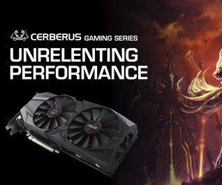 WIN an ASUS Cerberus GTX 1070 Ti graphics card! $500 00