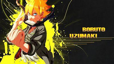 Gambar Boruto Gambar Anime Wallpaper Naruto Gambar