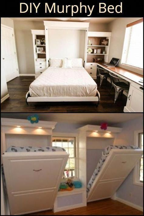 Fantastic Murphy Bed Plans How To Build Detail Is Readily Available On Our Web Pages Check It Out And You Em 2020 Ideias Para Mobilia Moveis De Pallets Cama Armario