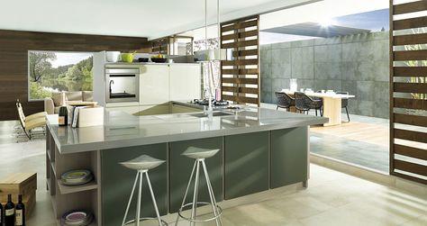 Cocinas Porcelanosa Muebles De Cocina Com Imagens Design De