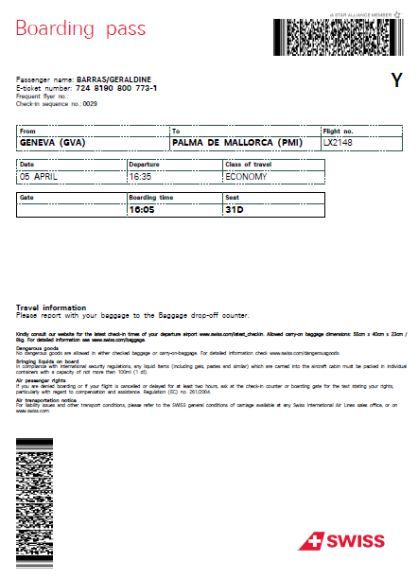 Airasia Boarding Pass Template In 2021 Boarding Pass Template Boarding Pass Templates