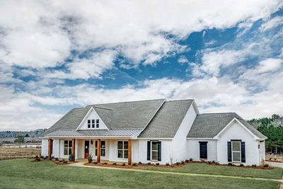 Plan 83903jw One Level Country House Plan Country House Plan House Plans Farmhouse House Plans