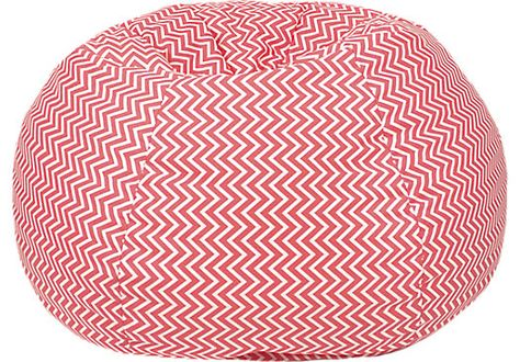 Shop for a Daleyza Coral Zig Zag Bean Bag at Rooms To Go Kids. Find  that will look great in your home and complement the rest of your furniture.