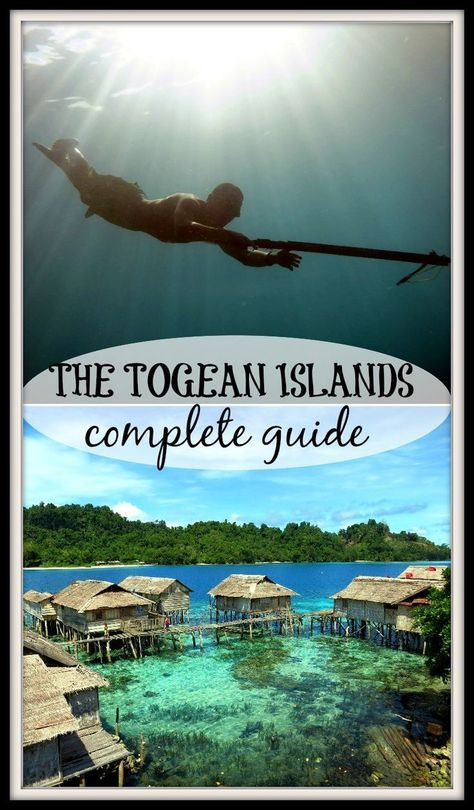 Ultimate guide to travel the Togean islands, Central Sulawesi, Indonesia