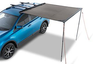 Rhino Rack Sunseeker Side Awning In 2020 Truck Tent Car Awnings Outdoor Awnings