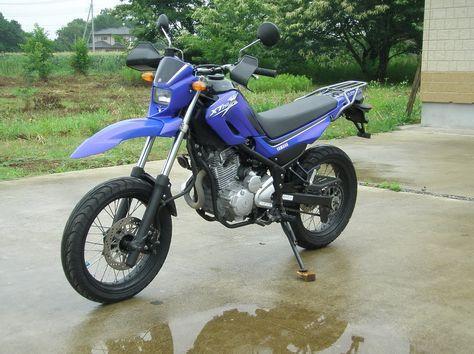2803 Yamaha XT250   Adventure bike   Motorcycle, Dual sport