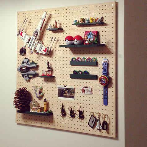 男の子のおもちゃ 男の子の部屋 こども部屋 子供のおもちゃ収納 子供の