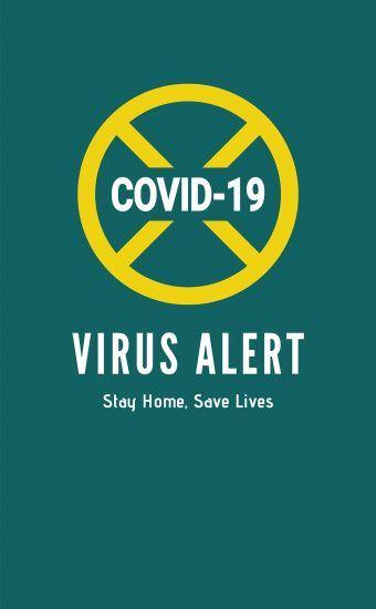 Stay Home Stay Safe Wallpaper Digital Art Design Wallpaper Stay Safe