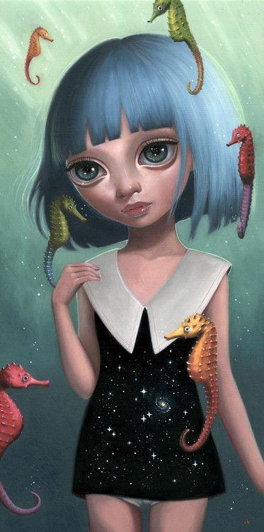 ✯ Aquatic Portal .. Artist Ana Bagayan✯