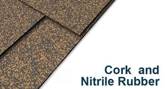 Cork And Nitrile Rubber Sheet 1 32 Thick X 24 X 24 In 2020 Nitrile Rubber Neoprene Rubber Cork