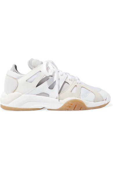 adidas Originals Tennis Shoes Mesh Low Top