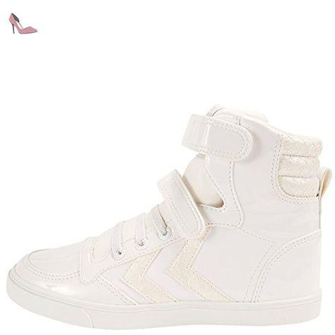 Slimmer Stadil Low, Sneakers Basses Mixte Adulte, Rouge (Cabernet), 37 EUHummel