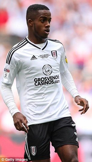 Could Fulham's Ryan Sessegnon come into the side in time for Euro 2020?