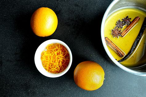 Homemade Yoghurt with Spiced Orange Compote from Our Kitchen at Fisher & Paykel. A beautiful gourmet yoghurt with 10 minutes of preperatrion, 2L of milk and some microbiology magic. Blended with this orange compote is an absolute beauty and will last in the fridge alongside your yogurt for at least a week.