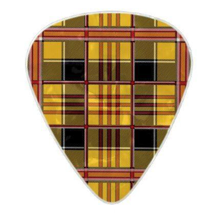tartan plaid pattern pearl celluloid guitar pick trendy gifts