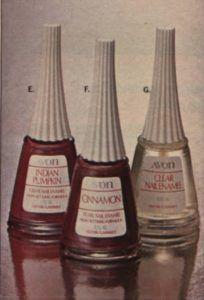 A Look Back At Avon's Knack For Nail Polish - retro Avon polishes Vintage Nails, Vintage Makeup, Vintage Avon, Vintage Beauty, Avon Nail Polish, Avon Nails, Nail Nail, My Childhood Memories, Sweet Memories