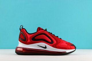Nike Air Max 720 Red Wine Black White AR9293 600 Mens