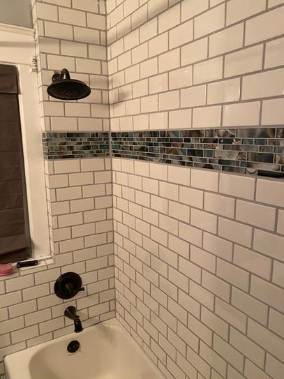 mosaic tiles mosaic shower tile