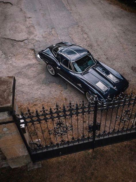 Chevy Corvette C2 Split Window © V8 Werk